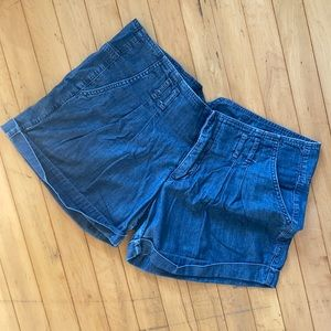 2 for $15 mossimo Jean shorts